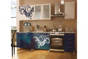 Кухонный гарнитур Индиго - Мебельная фабрика «Татьяна»
