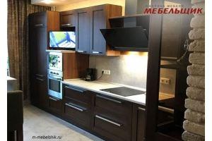Кухонный гарнитур из массива дуба - Мебельная фабрика «Мебельщик»