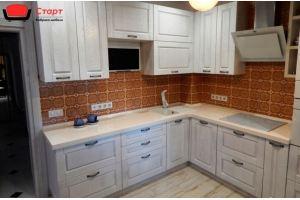Кухонный гарнитур из массива ясеня - Мебельная фабрика «СТАРТ»