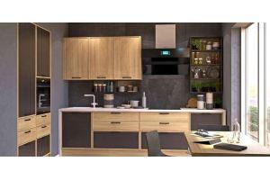 Кухонный гарнитур Канто - Мебельная фабрика «LORENA кухни (Лорена)»