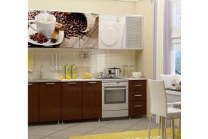 Кухонный гарнитур Кофе - Мебельная фабрика «МиФ»