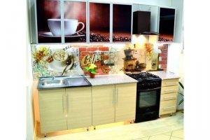 Кухонный гарнитур Кофе - Мебельная фабрика «Татьяна»