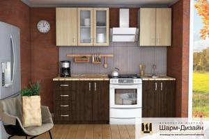 Кухонный гарнитур Коломбо - Мебельная фабрика «Шарм-Дизайн»