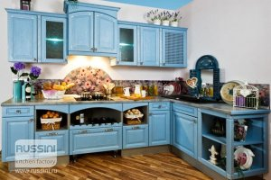 Кухонный гарнитур Комби - Мебельная фабрика «Руссини»