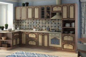 Кухонный гарнитур Комби МДФ - Мебельная фабрика «Террикон»