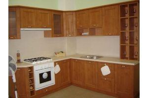 Кухонный гарнитур коричневый угловой - Мебельная фабрика «Мебель и Я»