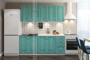 Кухонный гарнитур Ксюша - Мебельная фабрика «Вавилон58»