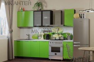 Кухонный гарнитур Лайм эконом класса - Мебельная фабрика «Антей»