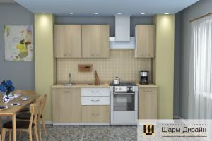Кухонный гарнитур Лира - Мебельная фабрика «Шарм-Дизайн»