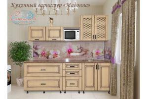 Кухонный гарнитур Мадонна - Мебельная фабрика «Евростиль», г. Ульяновск