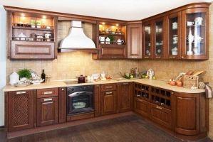 Кухонный гарнитур Марта - Мебельная фабрика «Альпина»