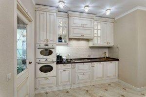 Кухонный гарнитур массив Арфа - Мебельная фабрика «Люкс-С»