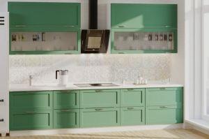 Кухонный гарнитур матовый - Мебельная фабрика «ПластДекор»
