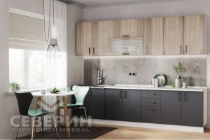 Кухонный гарнитур Микс - Мебельная фабрика «Северин»