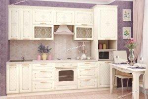 Кухонный гарнитур Милана 20 прямой - Мебельная фабрика «Витра»