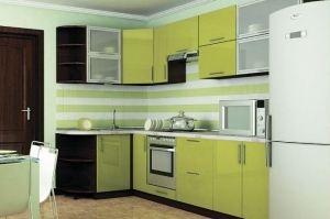 Кухонный гарнитур Митта - Мебельная фабрика «КамиАл»
