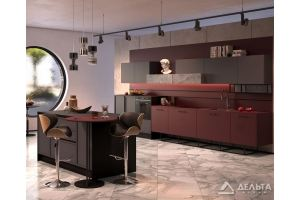 Кухонный гарнитур Moby Emotion - Мебельная фабрика «Дельта Кухни»