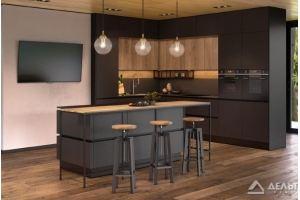 Кухонный гарнитур Moby Minimal - Мебельная фабрика «Дельта Кухни»
