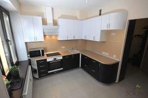 Кухонный гарнитур Mramor - Мебельная фабрика «SOLINA»