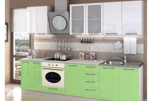 Кухонный гарнитур Мята - Мебельная фабрика «C&K»