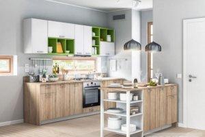 Кухонный гарнитур Надежда - Мебельная фабрика «Столплит»