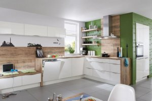 Кухонный гарнитур Nobilia Focus 460 - Мебельная фабрика «LEVANTEMEBEL»