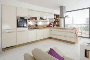Кухонный гарнитур Nobilia Focus 462 - Мебельная фабрика «LEVANTEMEBEL»