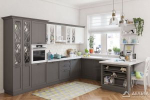 Кухонный гарнитур Норден - Мебельная фабрика «Дельта Кухни»