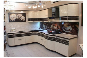 Кухонный гарнитур Оливия - Мебельная фабрика «Формула Уюта»