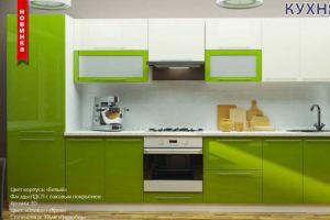 Кухонный гарнитур Оливия - Мебельная фабрика «Корвет»