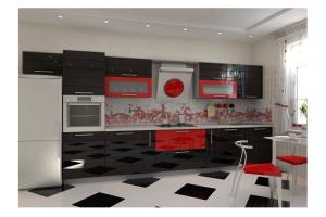 Кухонный гарнитур Орландо - Мебельная фабрика «Формула Уюта»