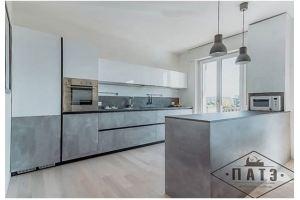 Кухонный гарнитур островного типа - Мебельная фабрика «ПАТЭ»