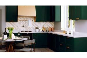 Кухонный гарнитур Палермо - Мебельная фабрика «Кухни Медынь»