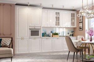 Кухонный гарнитур Парма прямая - Мебельная фабрика «Вита-мебель»