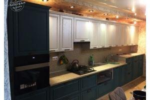 Кухонный гарнитур Parris - Мебельная фабрика «Вологодская мебельная фабрика»