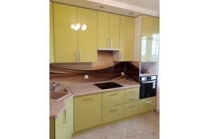 Кухонный гарнитур пластик  Arpa цена за метр погонный - Мебельная фабрика «Мебель Миру»