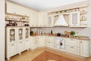 Кухонный гарнитур Прованс - Мебельная фабрика «Альпина»
