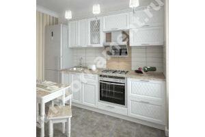 Кухонный гарнитур Прованс Ромбы - Мебельная фабрика «Орнамент»