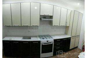 Кухонный гарнитур прямой - Мебельная фабрика «МК АртСити»