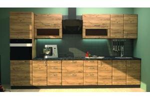 Кухонный гарнитур прямой - Мебельная фабрика «Корвет»