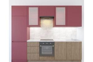 Кухонный гарнитур прямой - Мебельная фабрика «VELDE»
