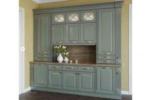 Кухонный гарнитур прямой Неаполь - Мебельная фабрика «Вестра»