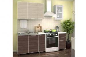 Кухонный гарнитур прямой Радуга 1.5 - Мебельная фабрика «РиИКМ»