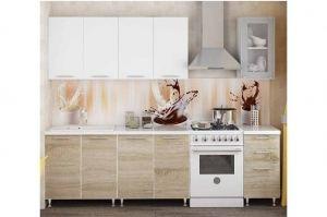 Кухонный гарнитур прямой Радуга 2 - Мебельная фабрика «РиИКМ»