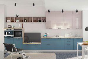 Кухонный гарнитур прямой Велле - Мебельная фабрика «Энли»