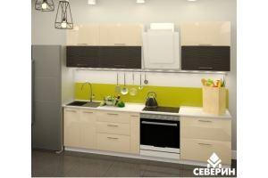 Кухонный гарнитур Ракушки - Мебельная фабрика «Северин»