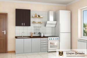 Кухонный гарнитур Рио - Мебельная фабрика «Шарм-Дизайн»