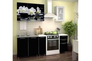 Кухня прямая фотопечать лак 1.5 - Мебельная фабрика «РиИКМ»