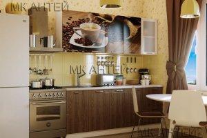 Кухонный гарнитур с фотопечатью на ЛДСП - Мебельная фабрика «Антей»