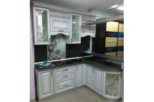 Кухонный гарнитур с нанесением патины  - Мебельная фабрика «Мебликон»